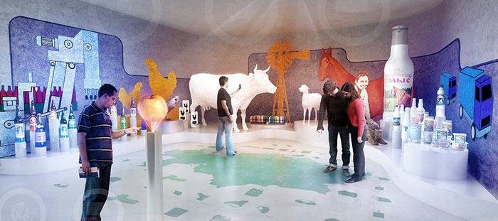 PABELLÓN KAZAJISTÁN EXPO MILAN 2015