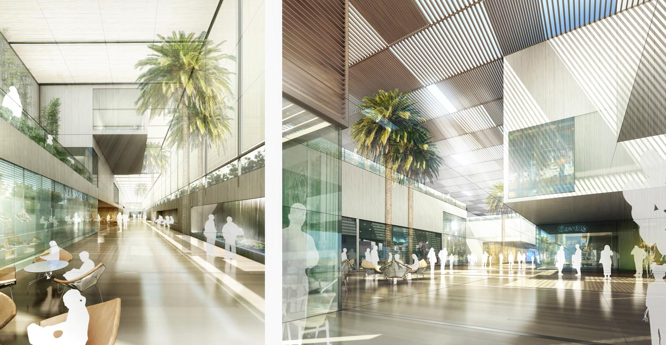 Plazas alvaro barranco - Espacios comerciales arquitectura ...