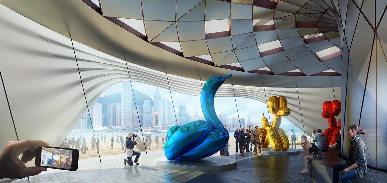 ARTS PAVILION HONG KONG