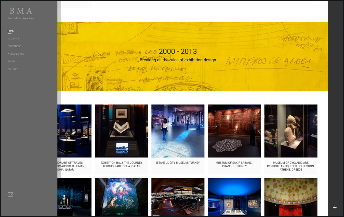 BMA web